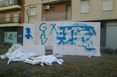 Burjassot concentra l'augment de l'activitat feixista a l'Horta