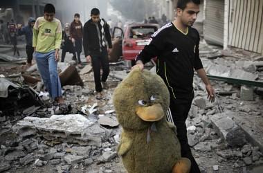 Gaza: guanyar vots a costa de vides