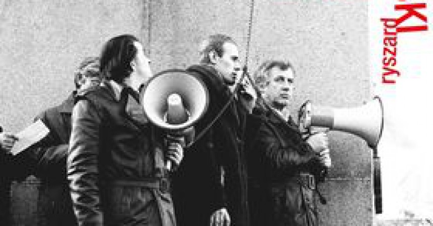 Kapuściński en la fi del país dels soviets