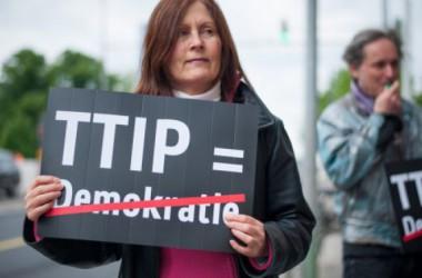 El TTIP: un atac a la democràcia i la sobirania dels pobles