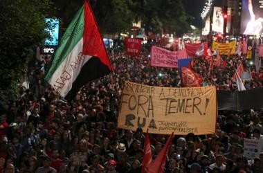 La crisi brasilera, estratègia colpista