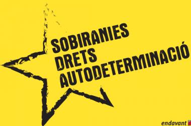"""L'organització Endavant (OSAN) presenta la campanya """"Sobiranies, Drets, Autodeterminació"""""""