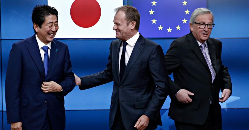 La UE prepara amb el Japó un nou tractat de Comerç que perjudicarà la democràcia i els drets socials per afavorir les grans empreses